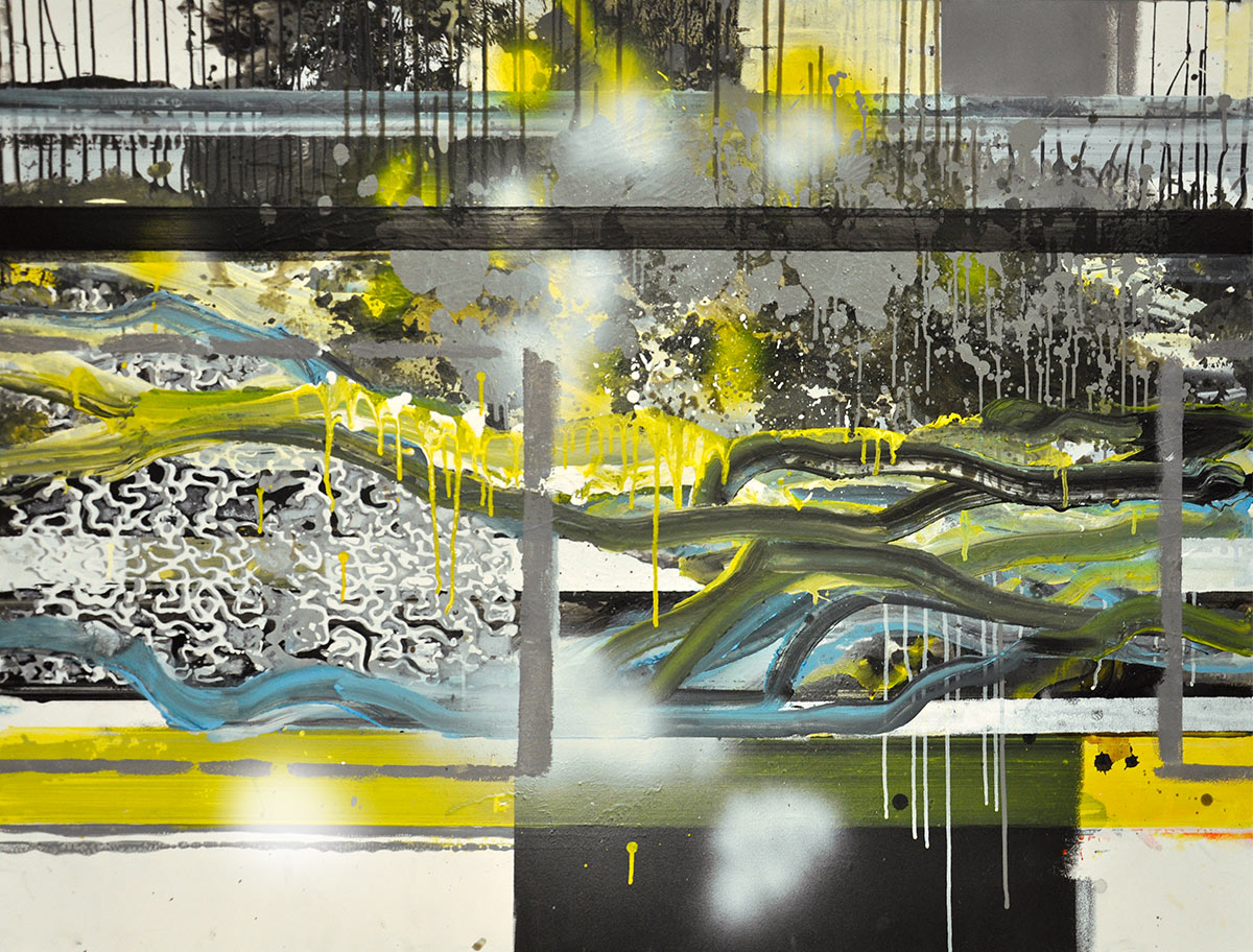 Michael Picke | Malerei | blue magma