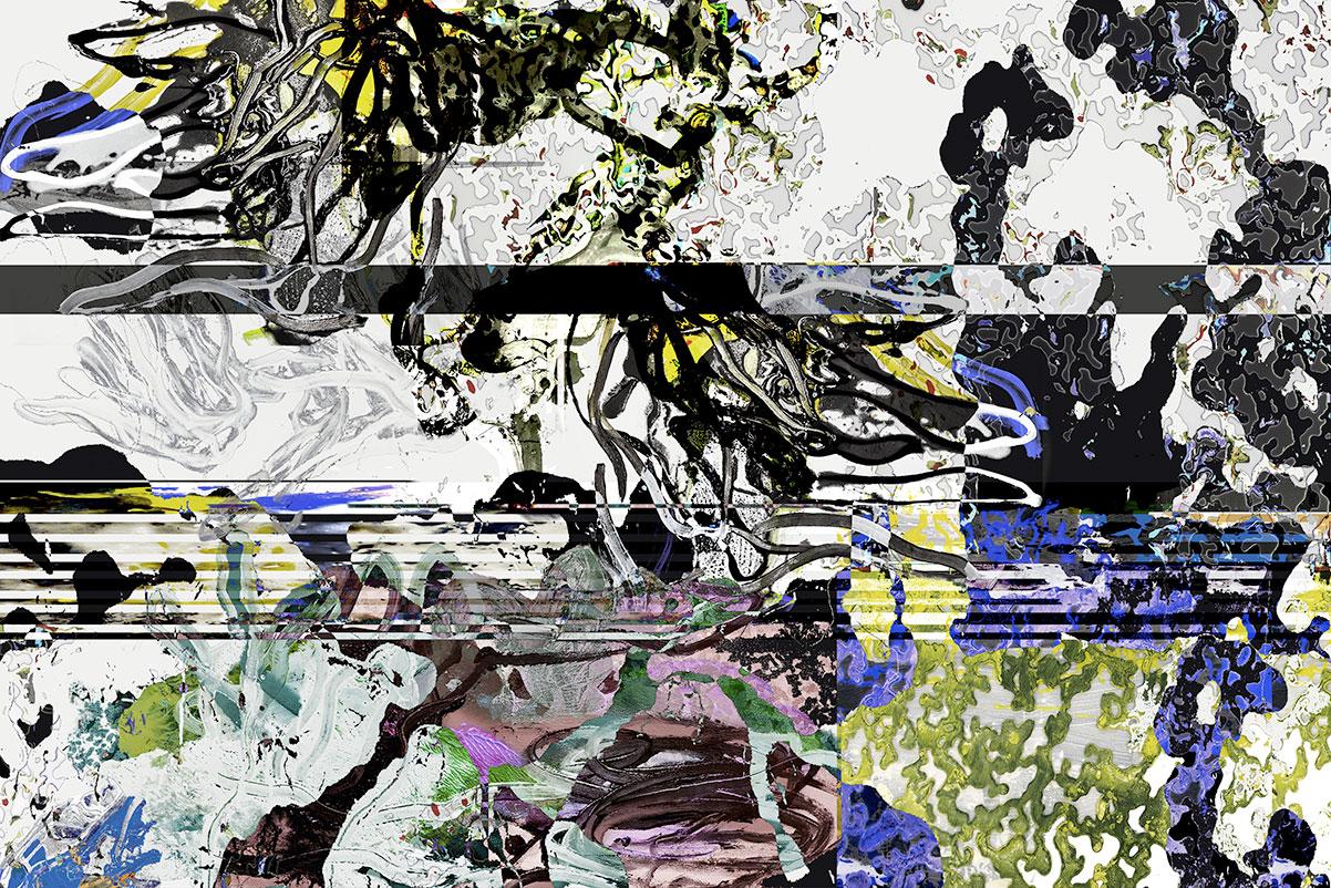 Michael Picke | Malerei | Amselhochzeit