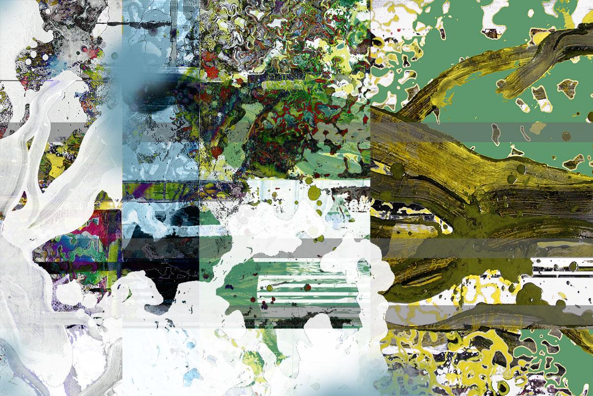 Michael Picke | Malerei | fruehlingsholz