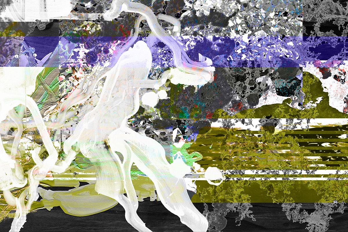 Michael Picke | Malerei | taubenweiss