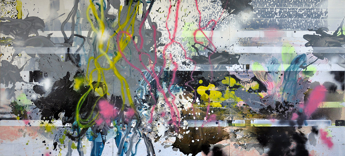 Michael Picke | Malerei | garten der lüste