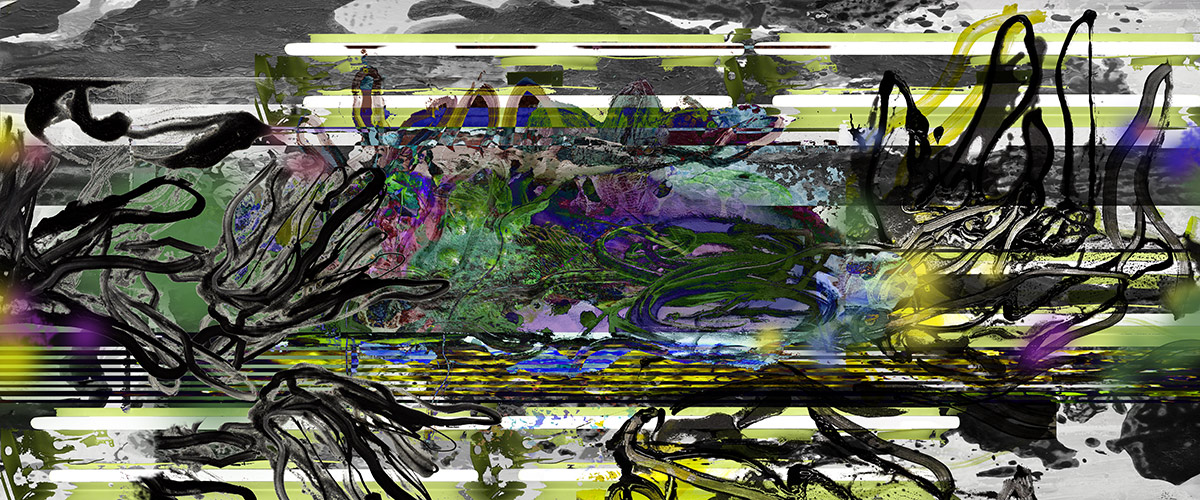 Michael Picke | Malerei | Schlangenblumen