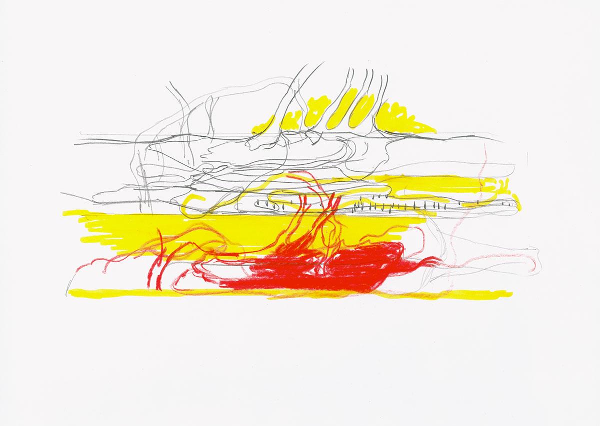 Michael Picke | Drawing | st 01
