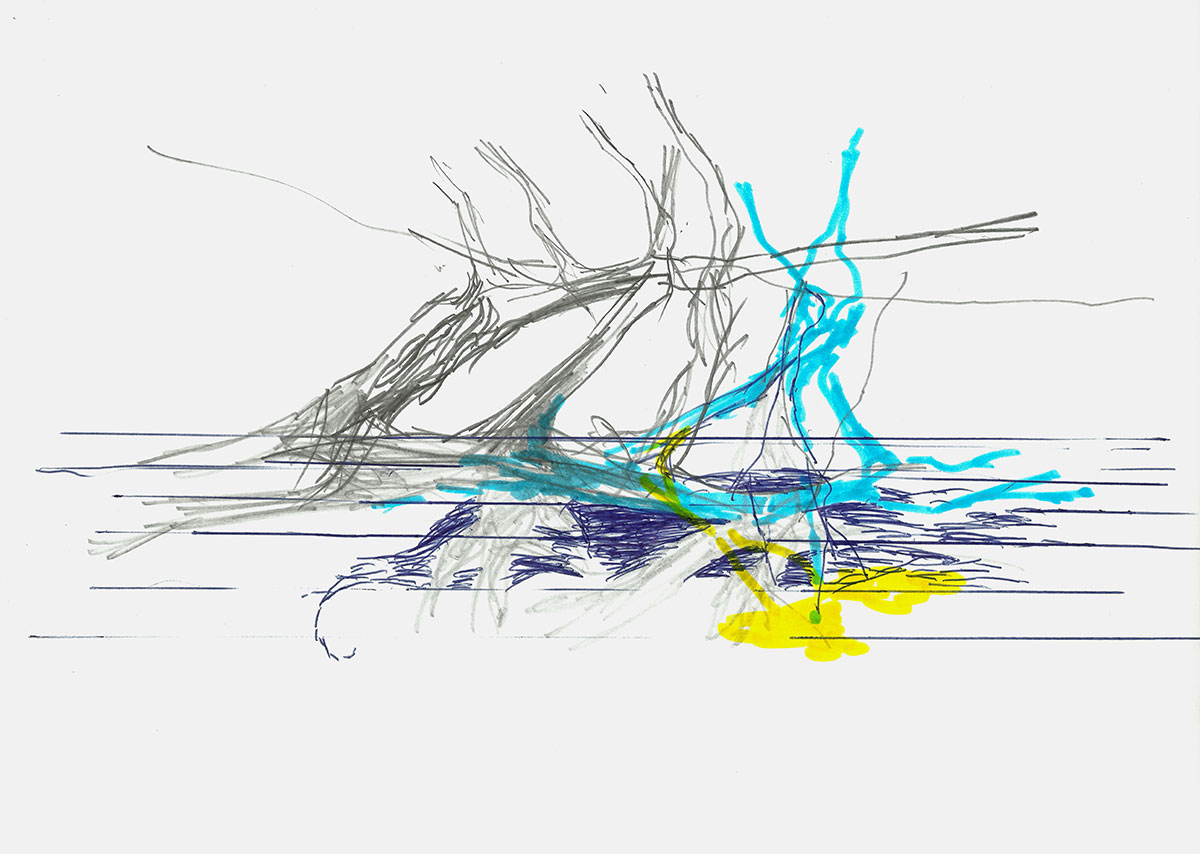 Michael Picke | Drawing | st 13