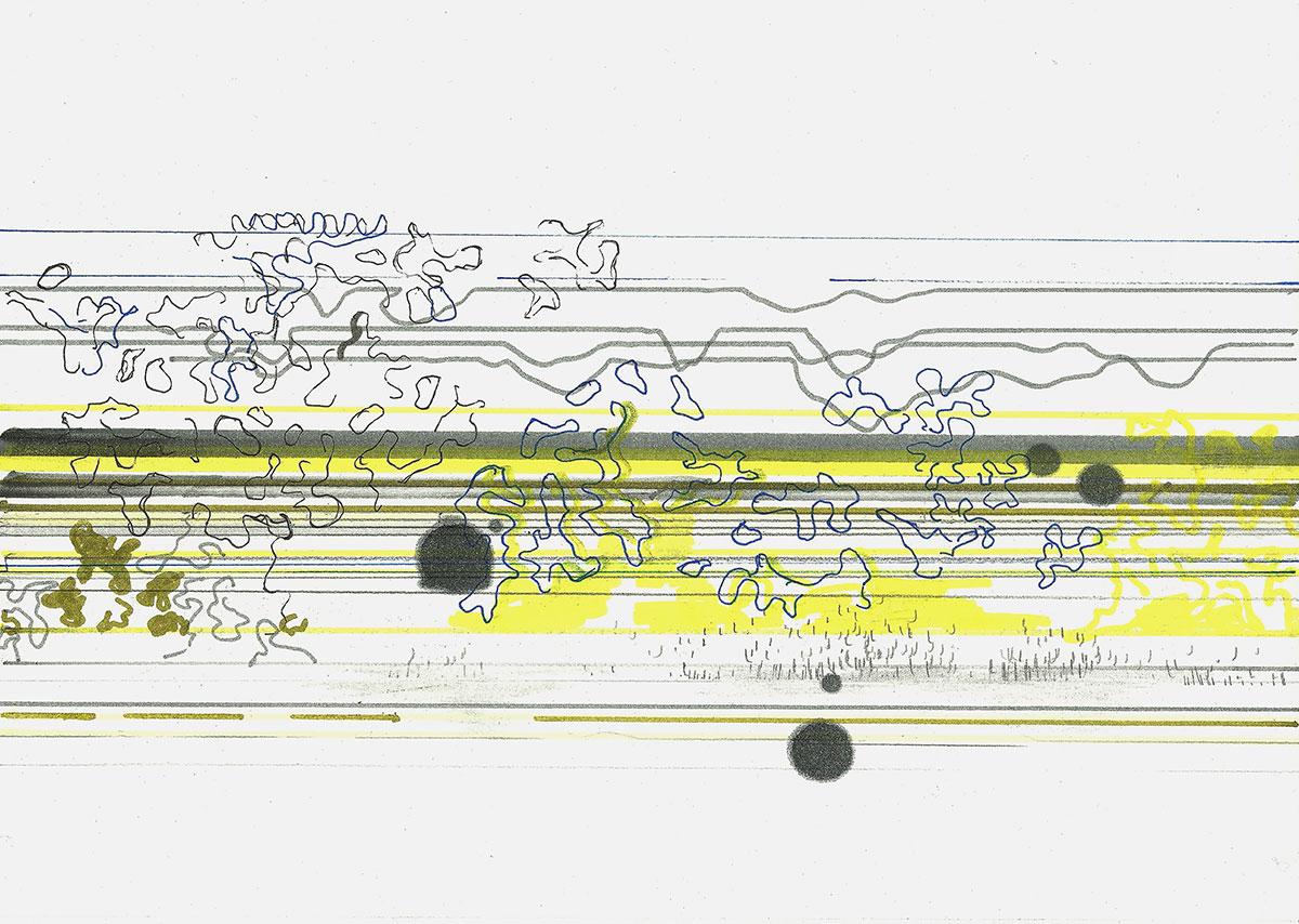 Michael Picke | Drawing | STR 04
