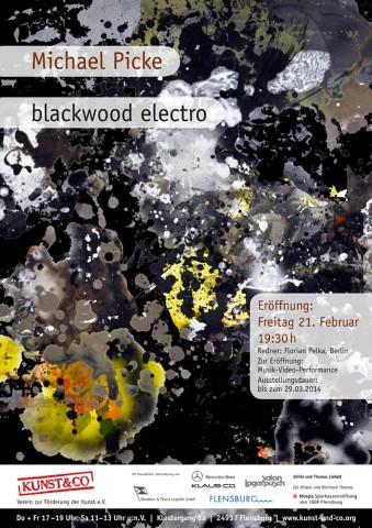 Michael Picke - blackwood electro