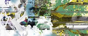 Michael Picke | Malerei | frühlingsholz schneewittchenschlamm