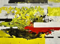 Michael Picke   Malerei   white-gold-rush