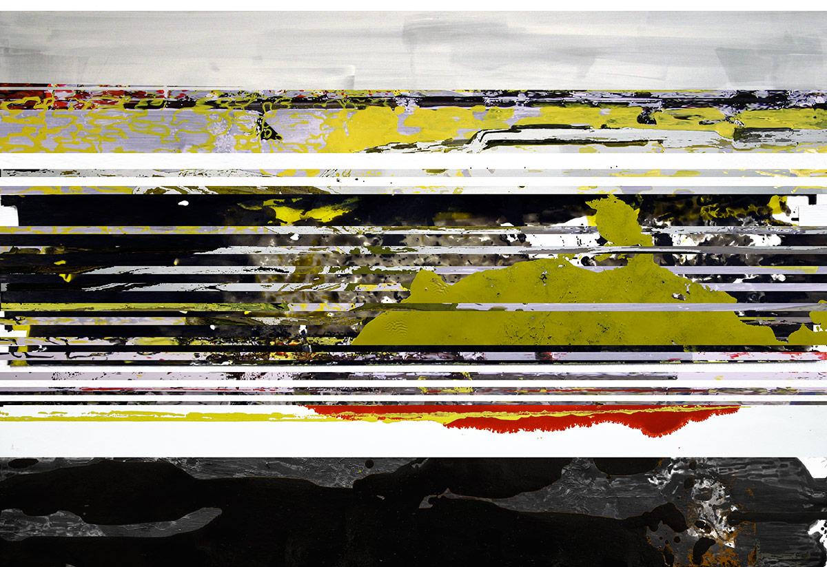 Michael Picke | Malerei | tundrastripes