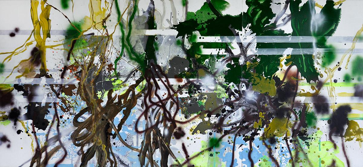 Michael Picke | Malerei | into the wild
